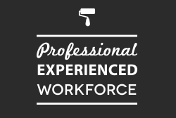Professional, experienced workforce
